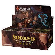 Strixhaven Draft Booster Box