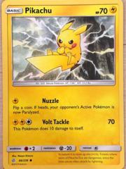 Pikachu - 66/236 - Common - Reverse Holo
