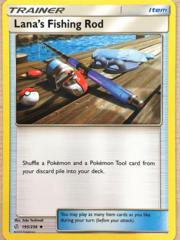 Lana's Fishing Rod - 195/236 - Uncommon
