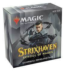 Strixhaven Prerelease Kit - Silverquill