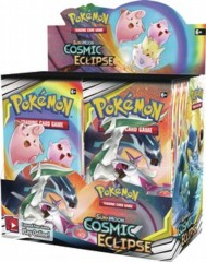 Cosmic Eclipse Booster Box (Ships Oct 28th)