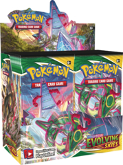 Evolving Skies Booster Box (Ships by August 27th)