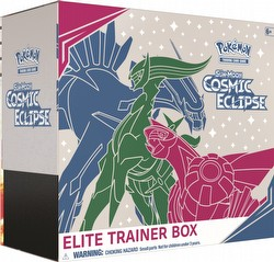 Cosmic Eclipse Elite Trainer Box (Ships Oct 28th)