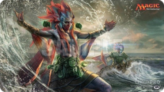 Ultra Pro - Playmat Mtg Ixalan - Kopala, Warden of Waves