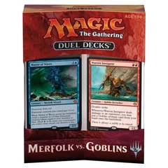 Duel Decks: Merfolk vs. Goblins