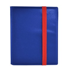 The Dex Binder 9 - Navy Blue