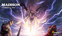 Grand Prix Madison 2015 Playmat (MTG)