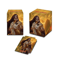 Ultra Pro Magic The Gathering: Rivals Of Ixalan - Pro 100+ Elenda the Dusk Rose Deck Box (UP86659)