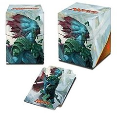 Ultra Pro Magic The Gathering: Rivals Of Ixalan - Pro 100+ Kumena Tyrant of Orazca Deck Box (UP86660)