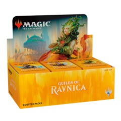Guilds of Ravnica Booster Box (no Impervious Greatwurm)