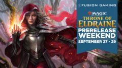 1PM SATURDAY Throne of Eldraine Sealed Deck Prerelease Preregistration