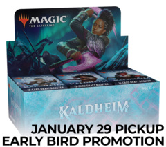 Kaldheim Draft Booster Box - Early Bird Promotion