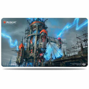 Ultra Pro - Guilds of Ravnica Playmat - Izzet Steam Vents