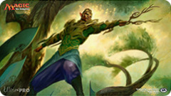 Ultra Pro - Aether Revolt Rishkar, Peema Renegade Playmat for Magic