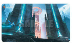 Ultra Pro - Playmat - Ravnica Allegiance - Hallowed Fountain