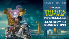 1PM SUNDAY Theros Beyond Death Prerelease Preregistration