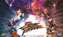 Playmats - Street Fighter Chun Li, Ryu, M. Bison, Akuma, Ibuki