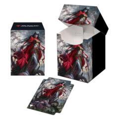 Ultra Pro - Modern Horizons 2 100+ Deck Box V3 for Magic: The Gathering - Geyadrone Dihada
