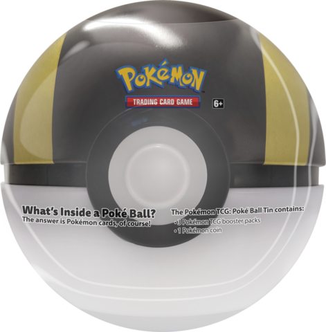PokéBall Tin - Ultra Ball - Series 4