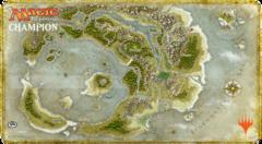 Ixalan Map Store Championship Playmat