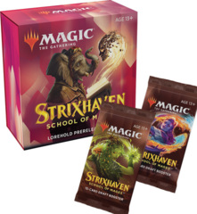 Strixhaven Lorehold Prerelease Pack + 2 Strixhaven Prize Boosters