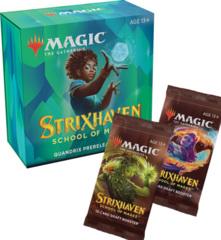 Strixhaven Quandrix Prerelease Pack + 2 Strixhaven Prize Boosters