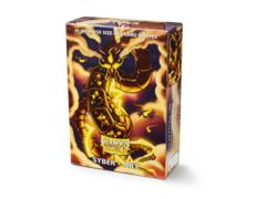 Dragon Shield Sleeves: Art Japanese Classic Syber (Box of 60)
