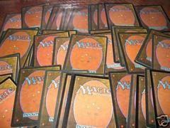 Bulk Magic cards 1000ct (English)
