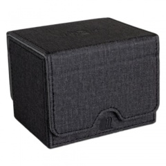 Legion / Blackfire Convertible Deck Box - Single - Horizontal Black