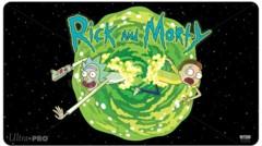 Ultra Pro - Playmat - Rick and Morty Portal