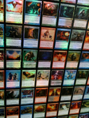 Bulk Magic PACK FOIL RARE (English)