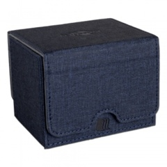 Legion / Blackfire Convertible Deck Box - Single - Horizontal Blue