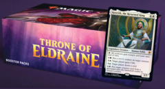 (Winnipeg only) Sept 27-29 Throne of Eldraine Booster Box with Buy-a-Box Promo PICK UP AT OUR PRERELEASE