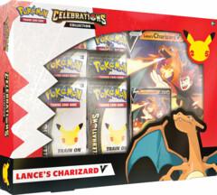Celebrations Collection - Lance's Charizard V