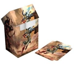 Ultimate Guard Deck Case 80+ - Death's Valkyrie I