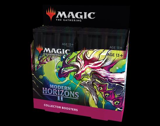 Modern Horizons 2 Collector Booster Box SHIPS JUNE 18