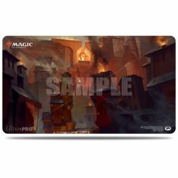 Ultra Pro - Guilds of Ravnica Playmat - Boros Sacred Foundry