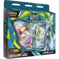League Battle Decks - Inteleon VMax