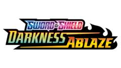 Sword & Shield - Darkness Ablaze Digital Booster Pack TCGO Code Card