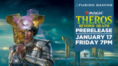 7PM FRIDAY Theros Beyond Death Prerelease Preregistration