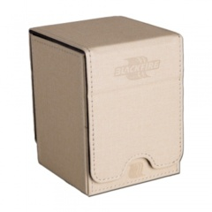 Legion / Blackfire Convertible Deck Box - Single - Vertical White