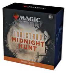 Innistrad: Midnight Hunt Prerelease Pack + 2 Prize Boosters