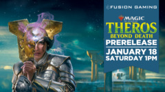 1PM SATURDAY Theros Beyond Death Prerelease Preregistration