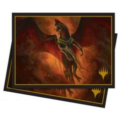Ultra Pro - Deck Protectors Standard 100ct - MTG Core Set 2019 - Vaevictis Asmadi, the Dire
