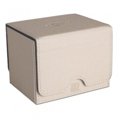Legion / Blackfire Convertible Deck Box - Single - Horizontal White