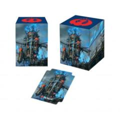 Guilds of Ravnica - Izzet League PRO 100+ Deck Box