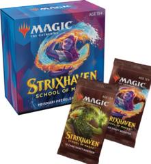 Strixhaven Prismari Prerelease Pack + 2 Strixhaven Prize Boosters