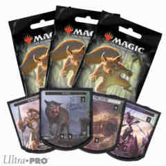 Ultra pro- Magic the Gathering: Relic tokens Relentless collection pack