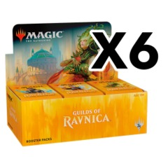 Guilds of Ravnica Booster Case (no Impervious Greatwurm)