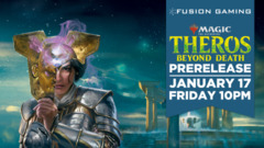 10PM FRIDAY Theros Beyond Death Prerelease Preregistration